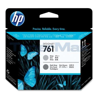 HP NO 761 PRINTHEAD GRAY/DARK GRAY